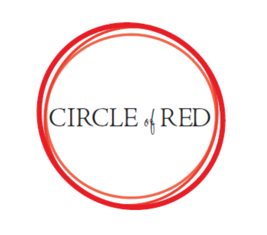 Circle of Red Logo