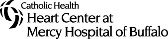 Catholic Health Heart Center at Mercy Hospital of Buffalo Logo