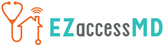 EZ Access M D Logo